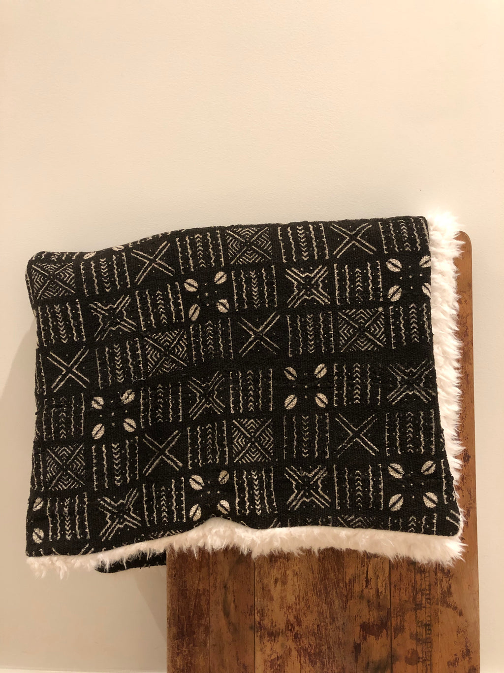 West African Mud Cloth Blankets