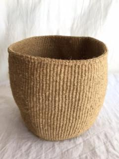 Medium Planter Basket - Natural