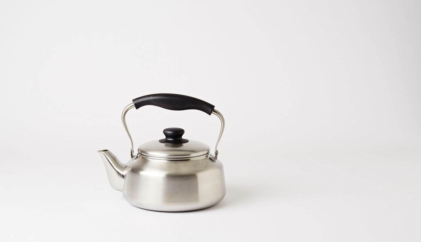 Sori Yanagi Stainless Steel Kettle - lomasupply