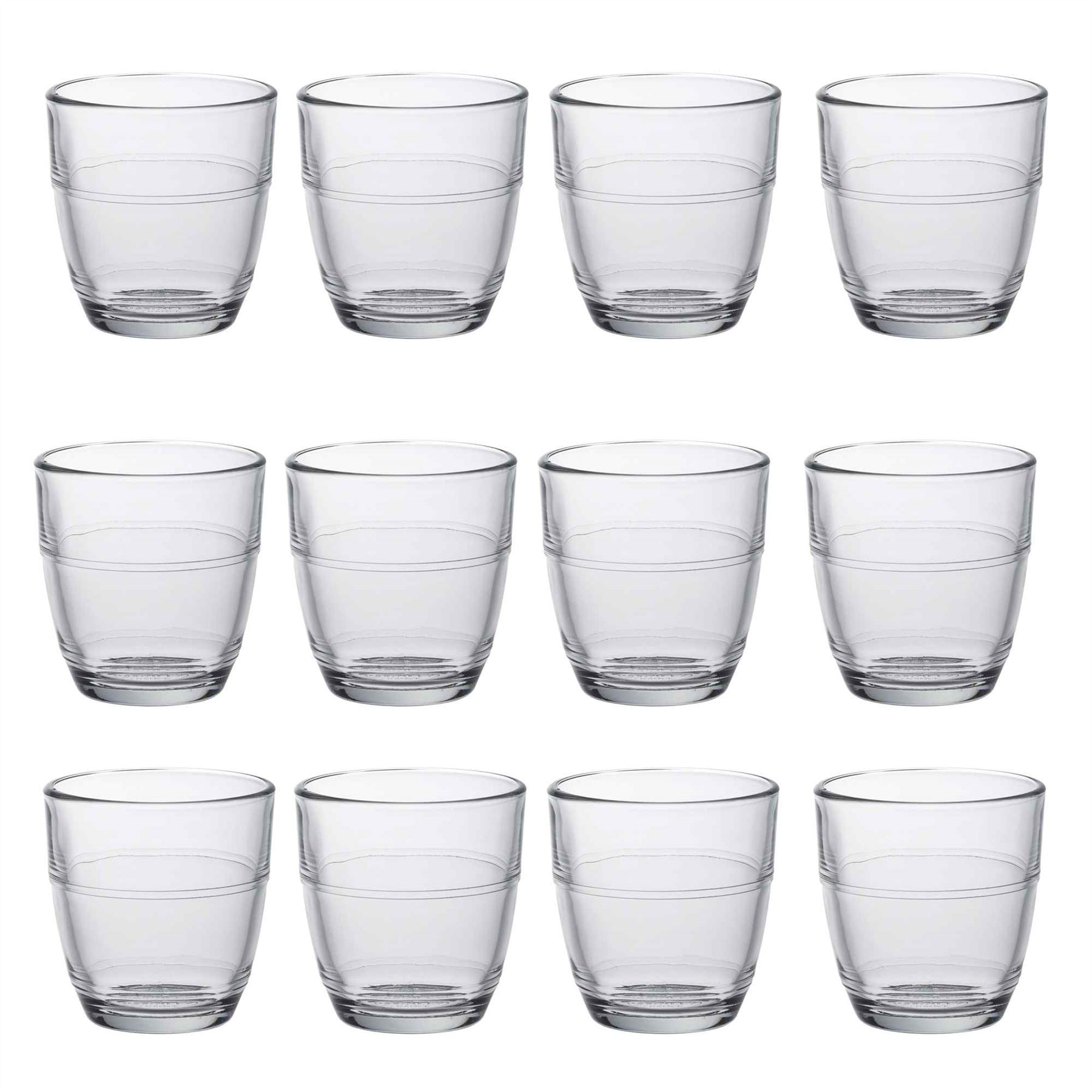 Duralex 220ml Gigogne Tumbler Pack Of 6 - lomasupply