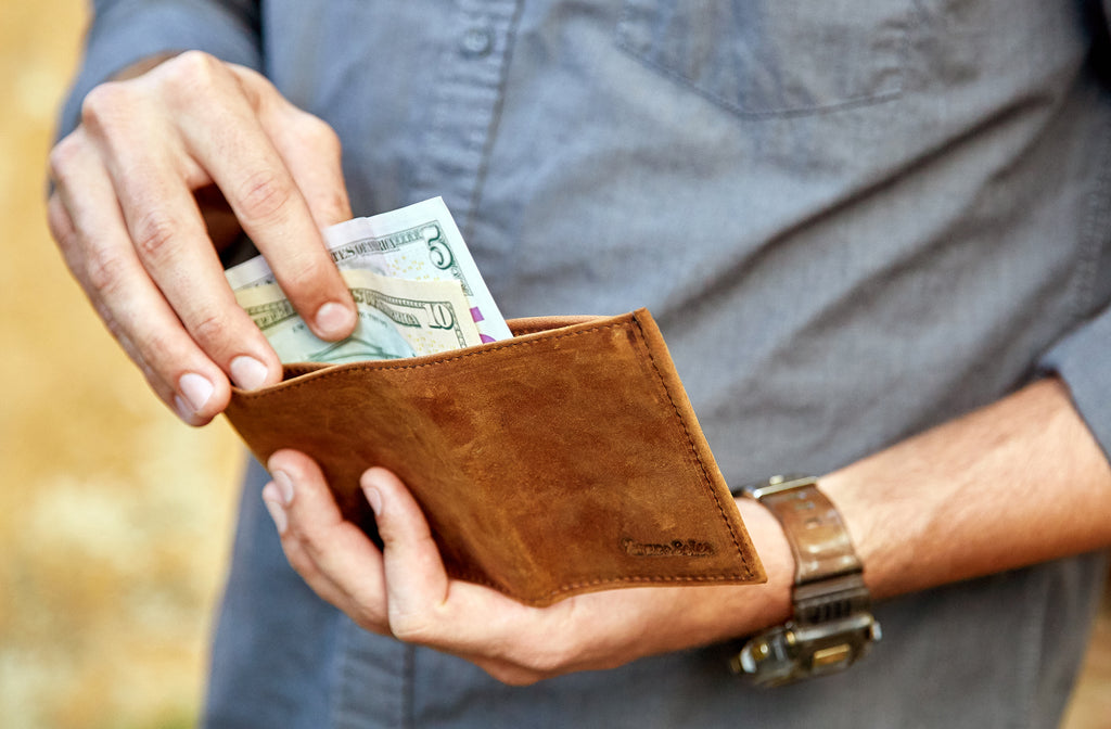 A Brief History of Wallets and The People Who Own Them