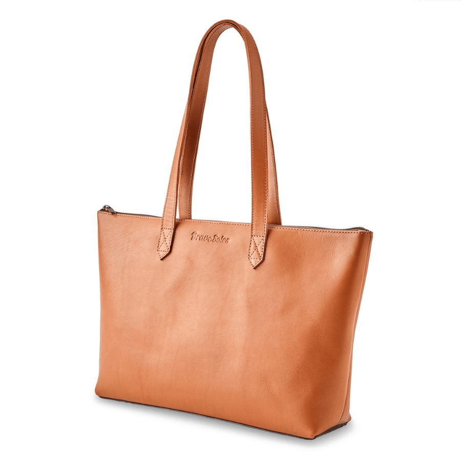 Caterina Leather Tote Purse