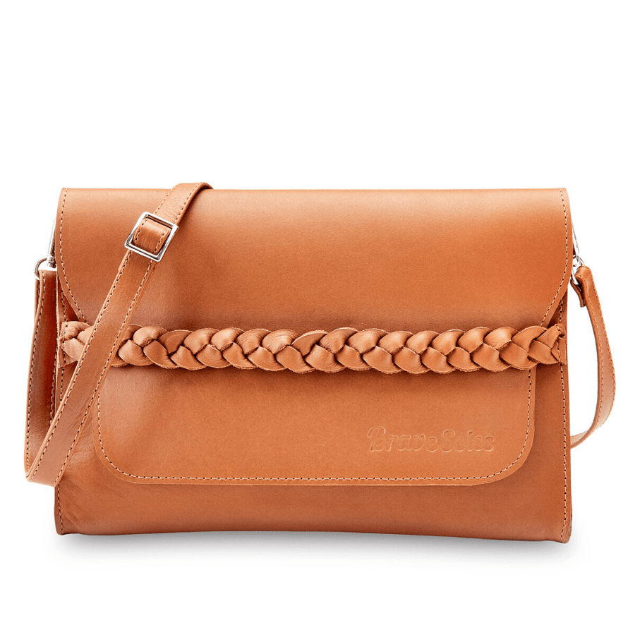 Carolina leather purse