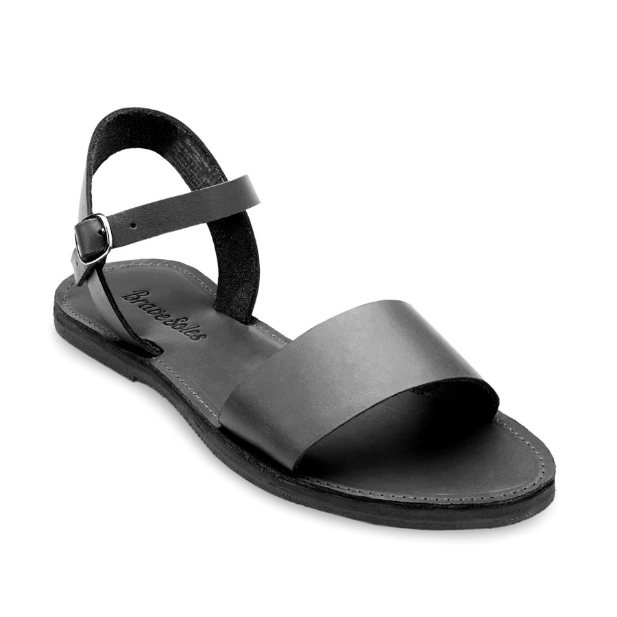 The Aventura Leather Walking Sandal