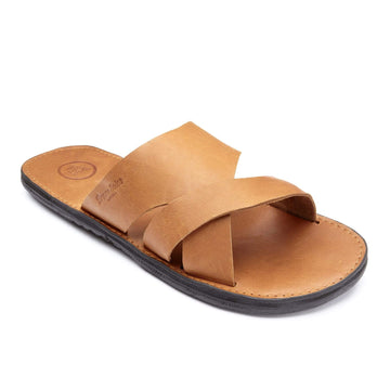 The Brave Soles Mateo Men's Sandal is for the guy who has an appreciation for the little details that make life better.