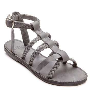 the Kaitlin leather sandal is full of personality. Like her namesake, this sandal is sassy, funky and always up for a great party