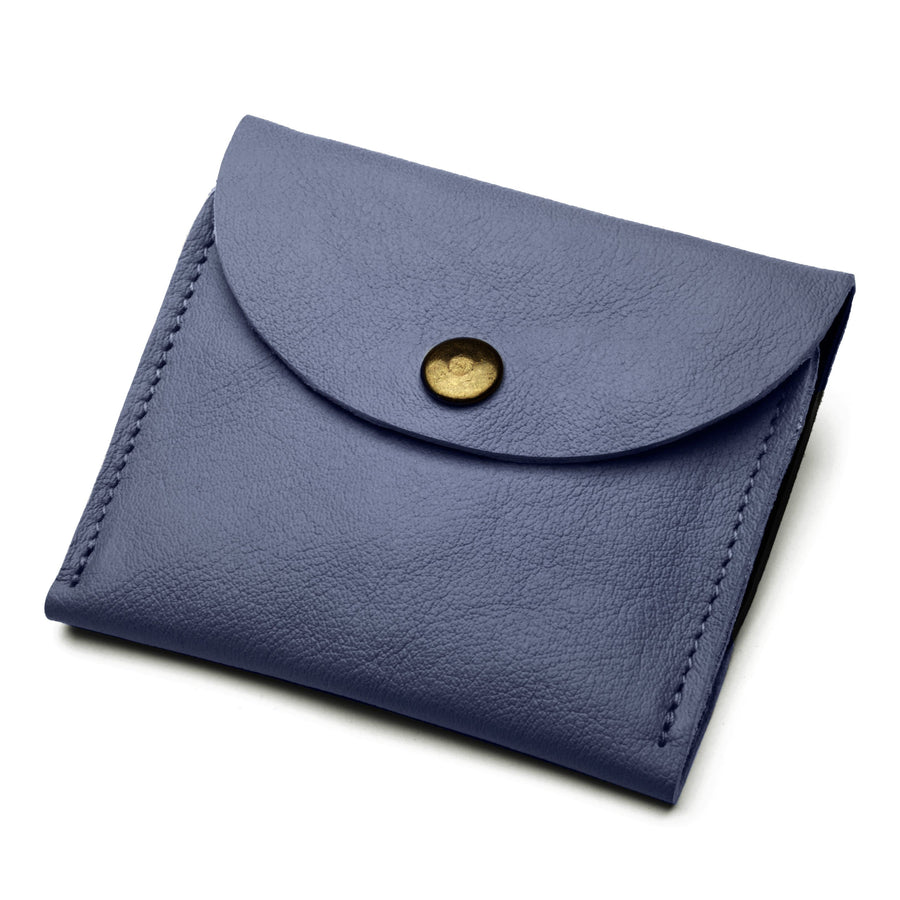 Leather Change Purse card holder