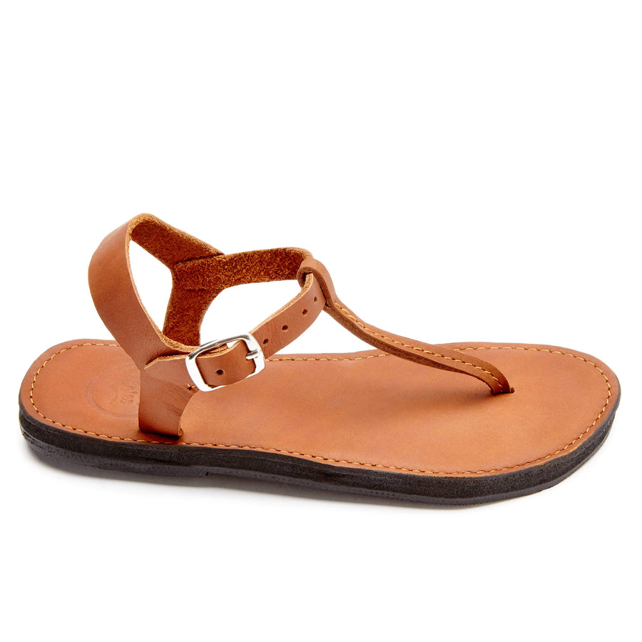 Classic Girls' Leather Sandals.
