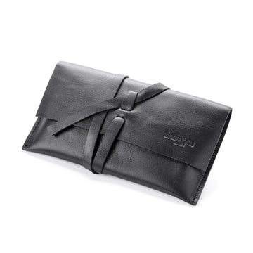 The Sandra Leather Wallet Clutch