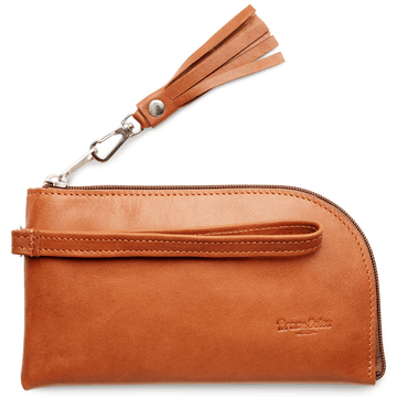 Felicity leather wallet clutch