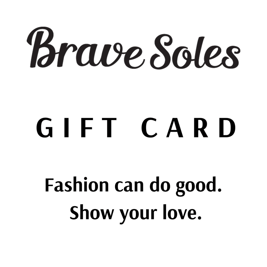 Brave Soles Gift Card