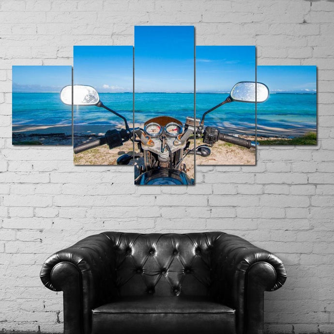 Looking for Adventure Multi Panel Canvas Wall Art - NicheCanvas