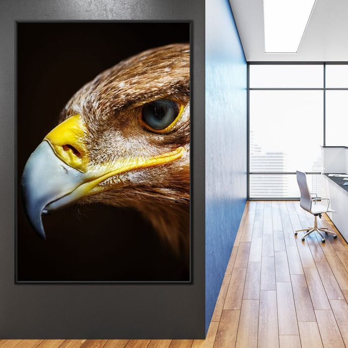 Golden Eagle - NicheCanvas