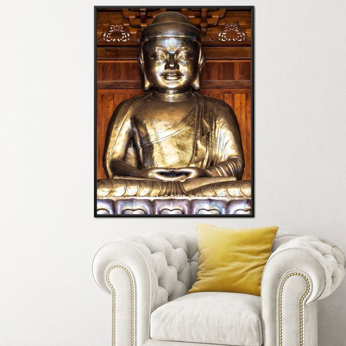 Great Buddha - Philippe Hugonnard - NicheCanvas