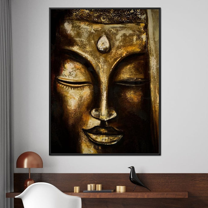 Buddha's Dream - NicheCanvas