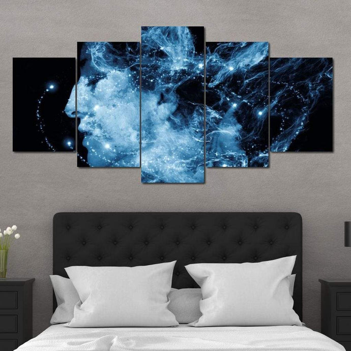 Guide of Attraction Multi Panel Canvas Wall Art - NicheCanvas