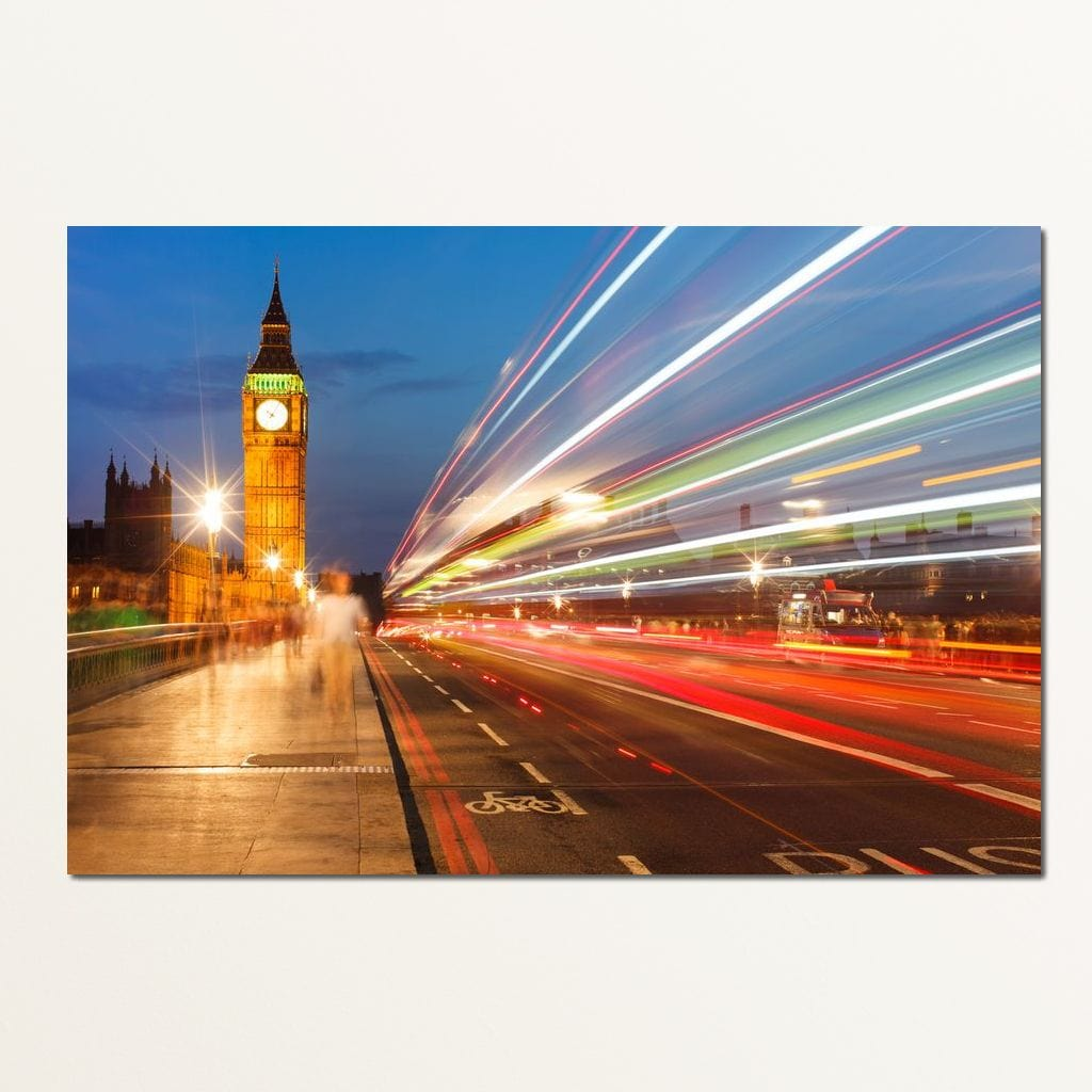 The Big Ben Small Canvas