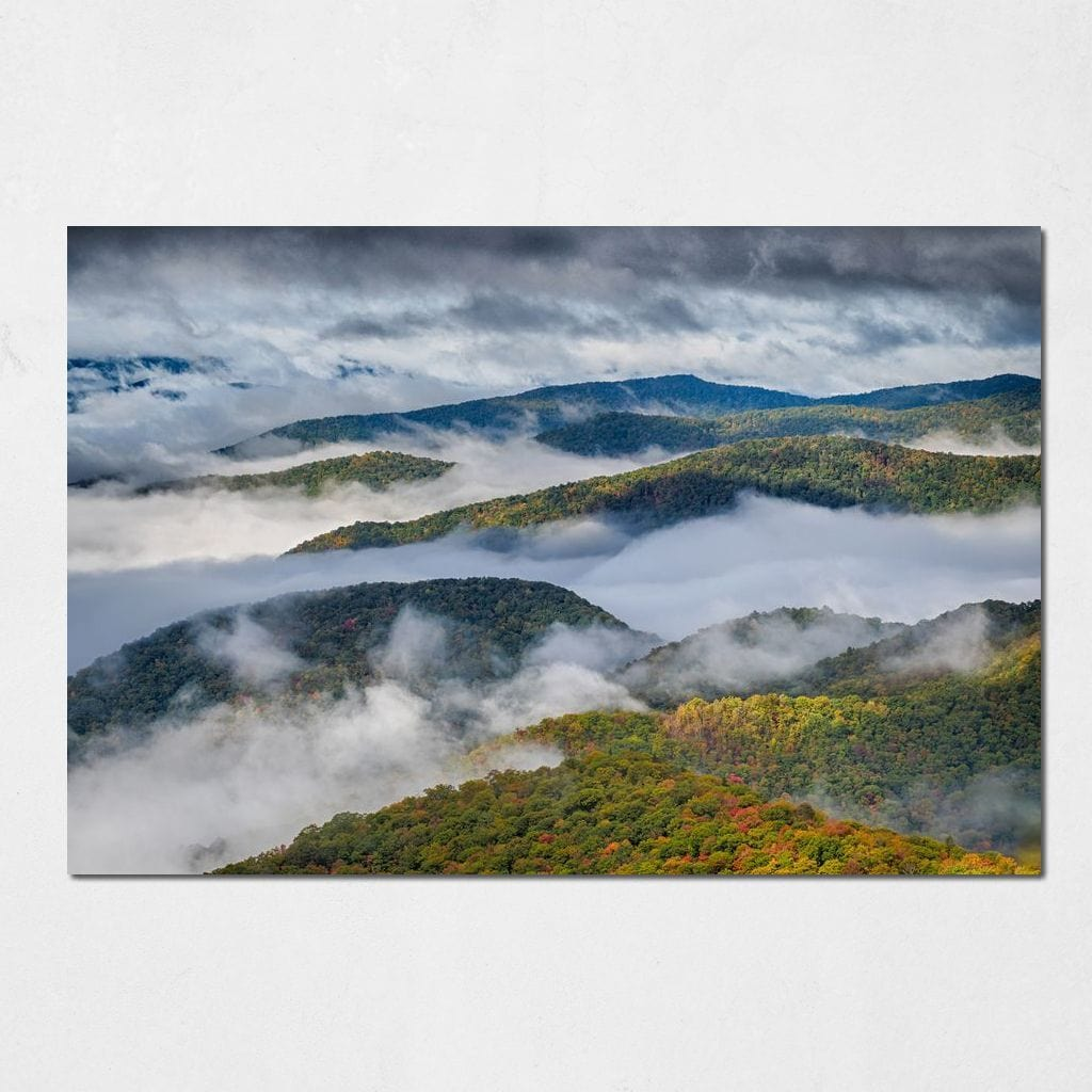 Appalachian Mountains - NicheCanvas