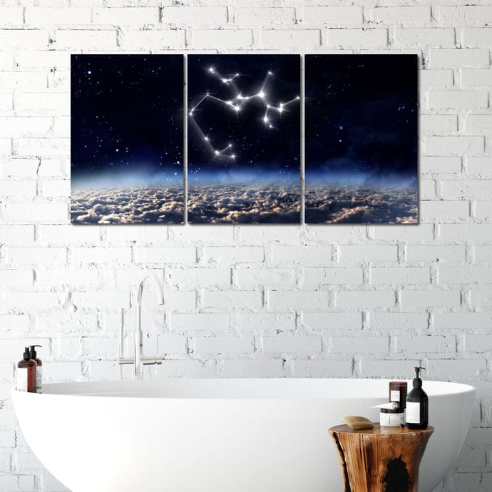 Sagittarius Horoscope Constellation - NicheCanvas