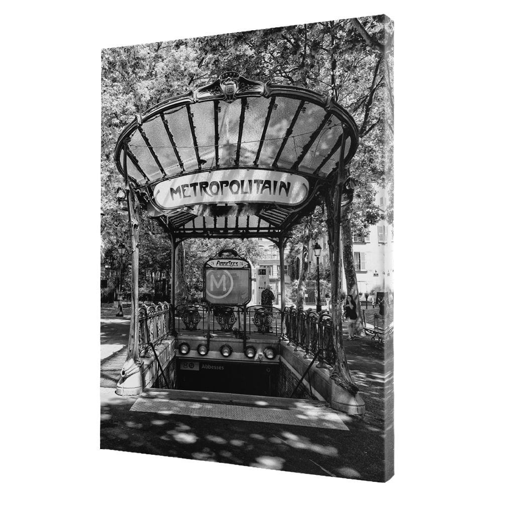 Abbesses Metropolitain - Philippe Hugonnard