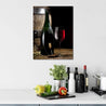 Load image into Gallery viewer, Wine Tasting Multi Panel Canvas Wall Art - NicheCanvas