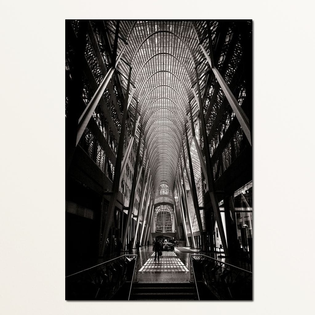 Allen Lambert Galleria - Brian Carson Multi Panel Canvas Wall Art - NicheCanvas
