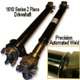1610 Series 2 Piece Driveshaft