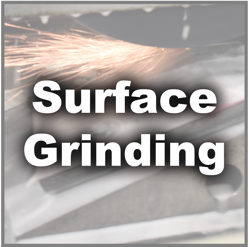 Surface Grinding CNC Machine Shop Taking