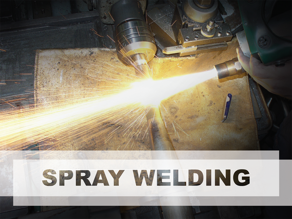 Spray Welding