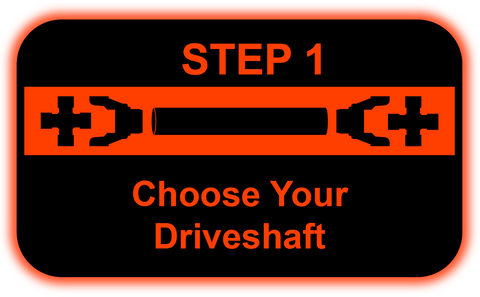 Choose Your Driveshaft Steel or Aluminum