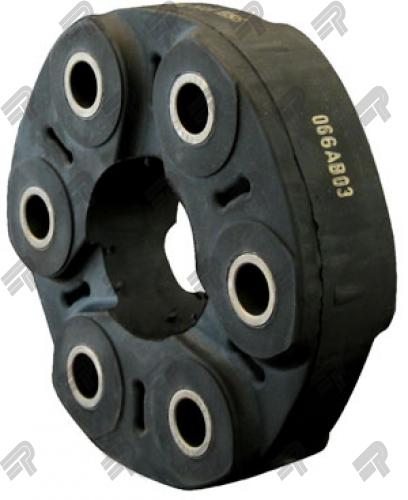 PTI 2755-583 Rubber Flex Disc