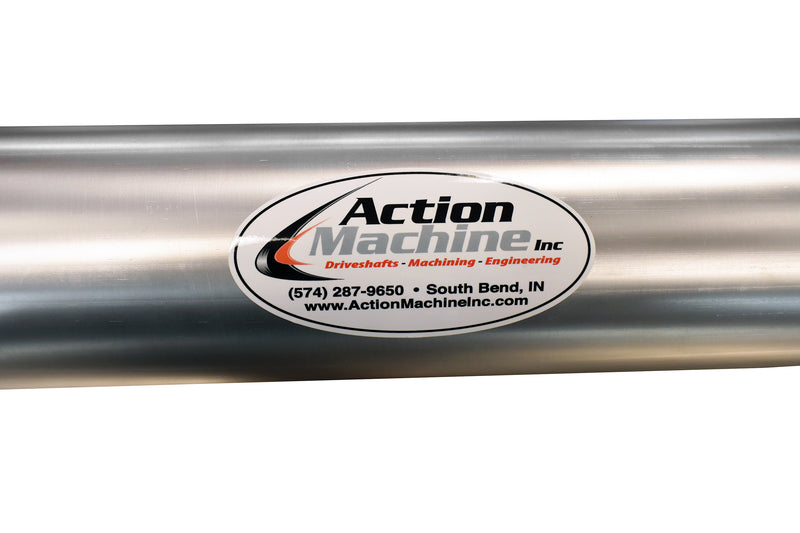 "Custom Driveshaft - Aluminum, 3.5"" OD, 1330 Series"