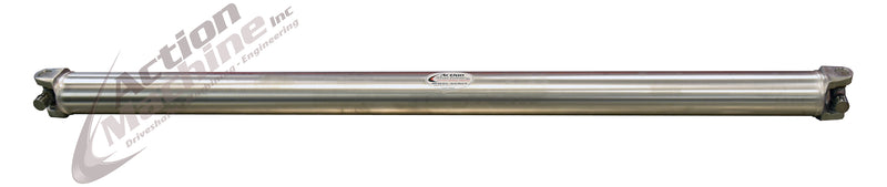 "Custom Driveshaft - Aluminum, 3.5"" OD, 3R Series"