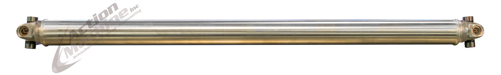 "Custom Driveshaft - Aluminum, 3"" OD, 1330 Series"