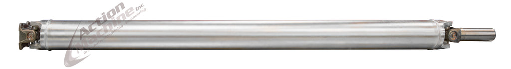 "Custom Driveshaft - Aluminum, 5"" OD, 1415 Series (Dodge Truck) 4WD"