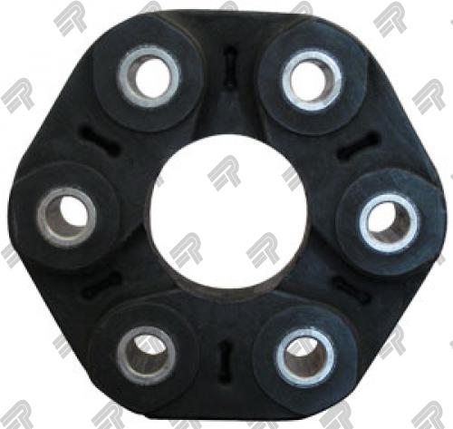 PTI GAB01-017 Rubber Flex Disc