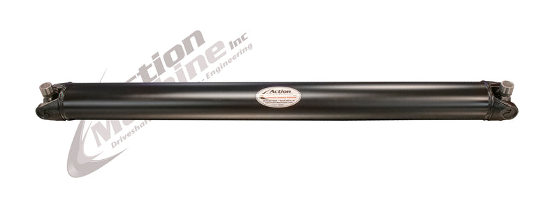 "Custom Driveshaft - Steel, 3.5"" OD, 1330 Series"