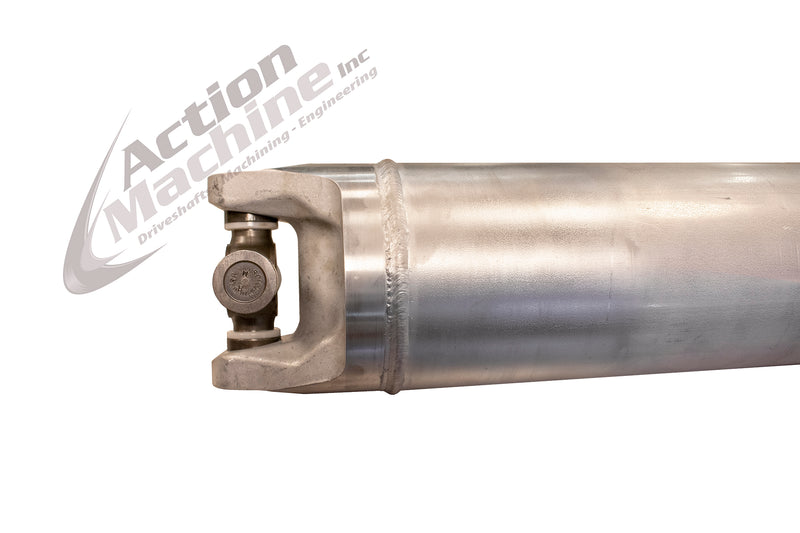 "Custom Driveshaft - Aluminum, 5"" OD, 1410 Series (Chevy/GMC, Duramax Diesel, Extended Cab, Short Bed) 4WD"