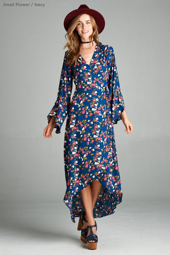 Delilah Wrap Dress