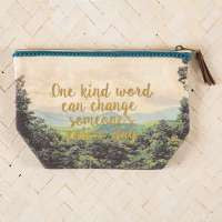 Kind Word Pouch