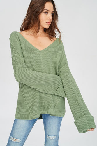 Olive Tenley Sweater