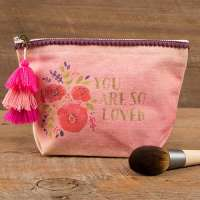 Natural Life So Loved Pouch