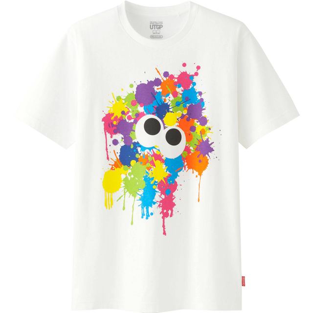 Splatter Shirt