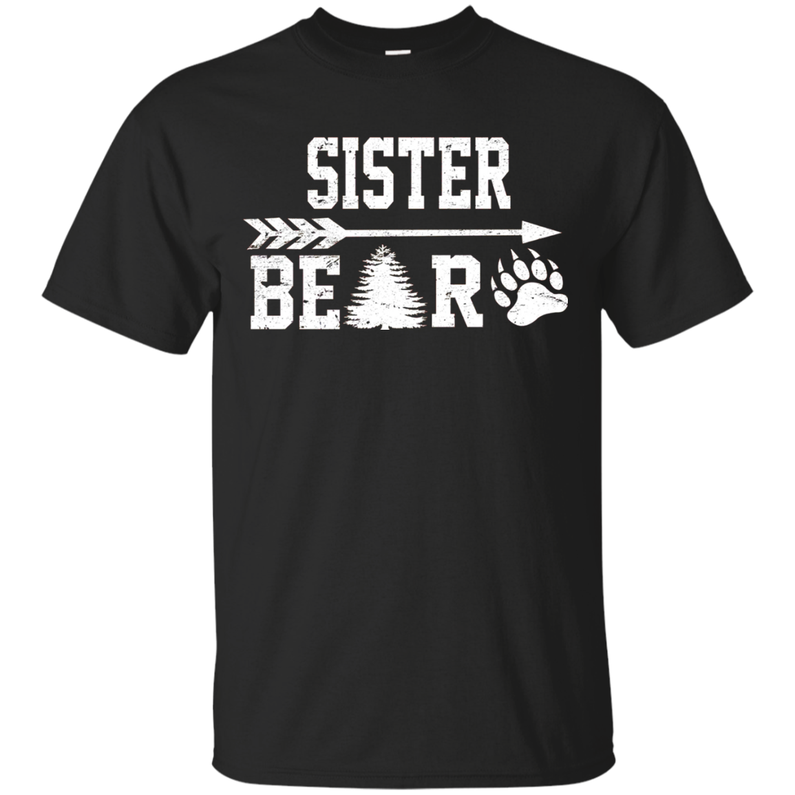 claw sister bear christmas pajamas maching awesome tshirt funny christmas t shirts ugly christmas