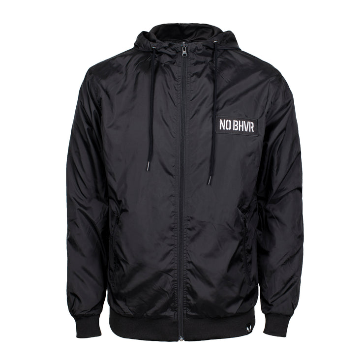 NO BHVR Badged Wind Breaker