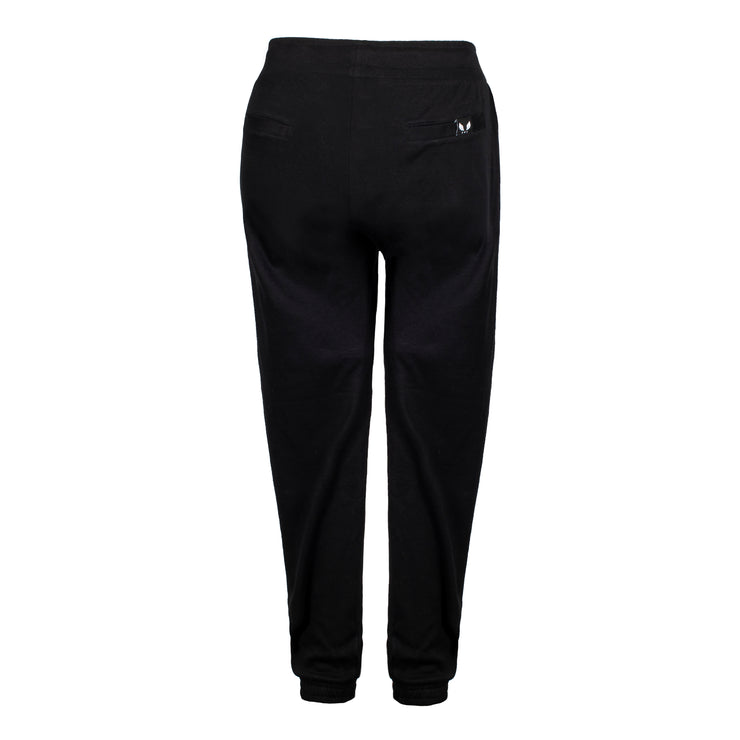 NO BHVR Ladies Interlock Jog Pants (Black)