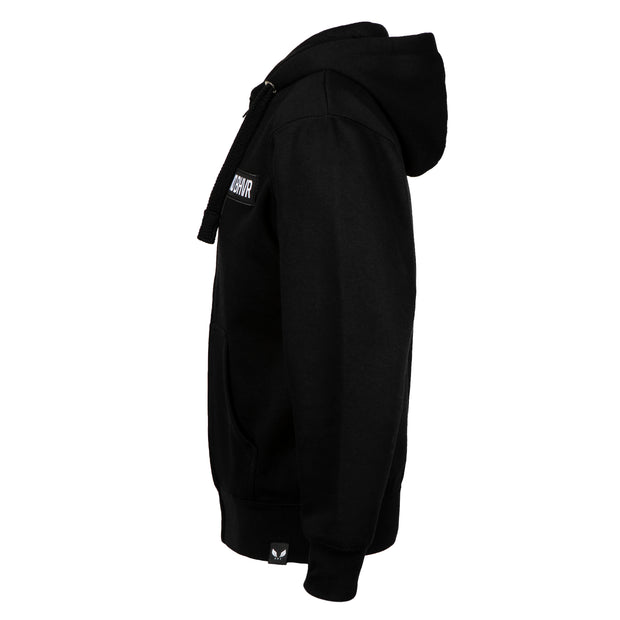 NO BHVR Badged Zip up Hoodie