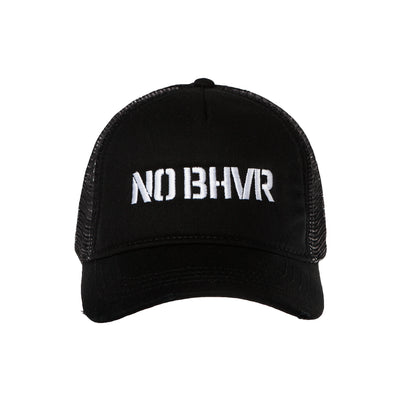 NO BHVR Dirty Mesh Trucker