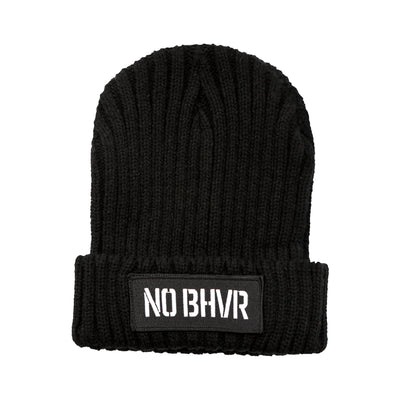 NO BHVR Badged Beanie