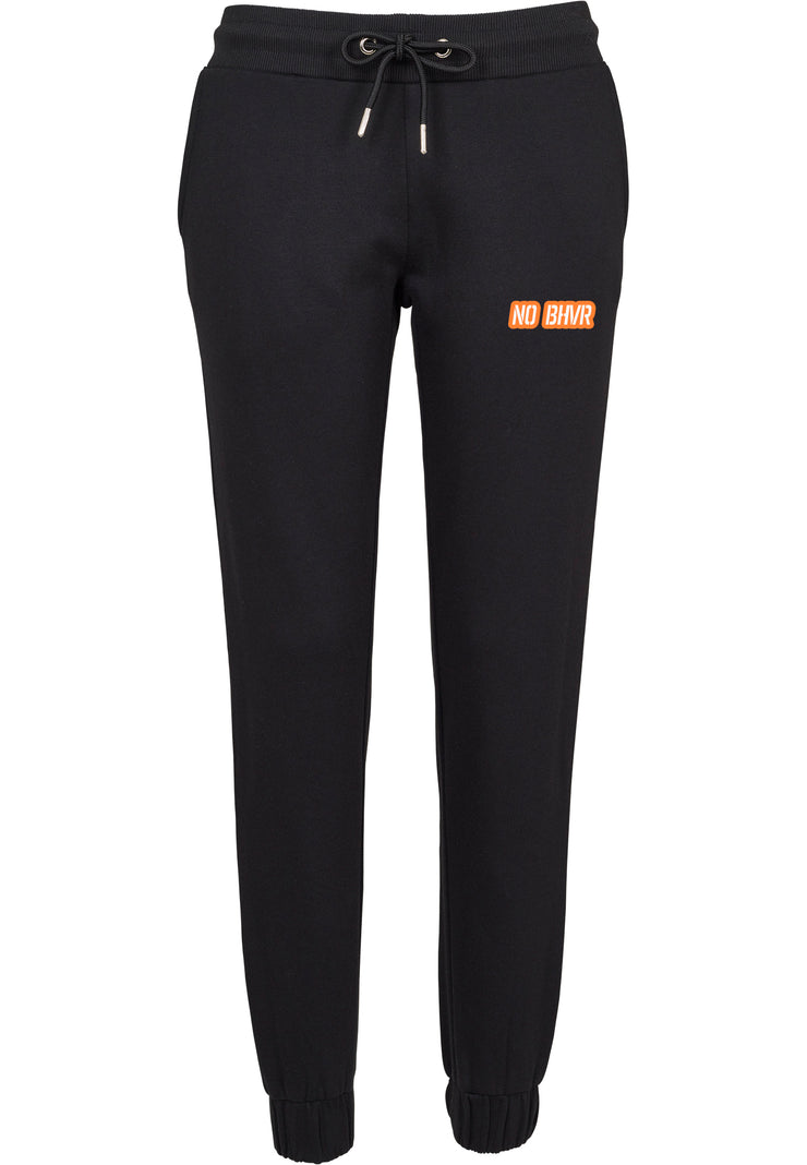 NO BHVR Coloured Bubble Logo Ladies Sweat Pants